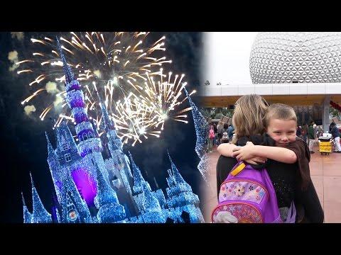 Disney Memories | Kinder Playtime Walt Disney World Celebration Trip Vlog Part 10