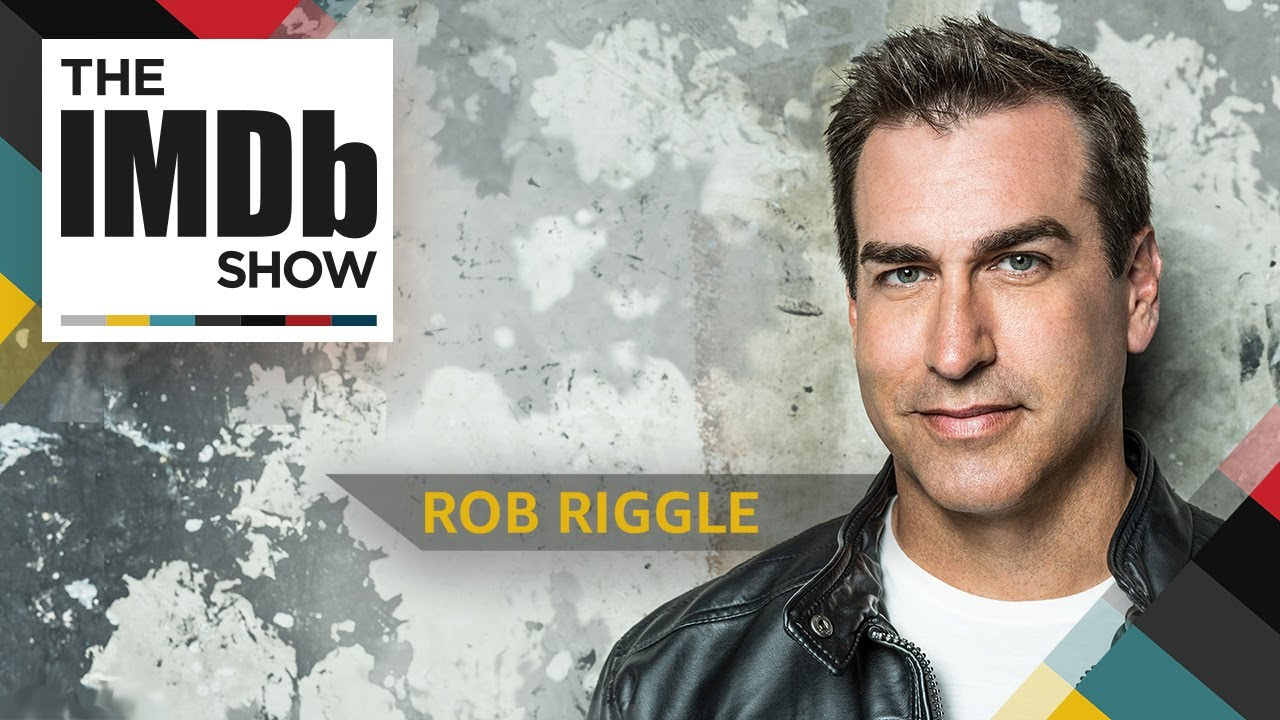Rob Riggle Is the Vin Diesel of Personal Watercraft | The IMDb Show ...
