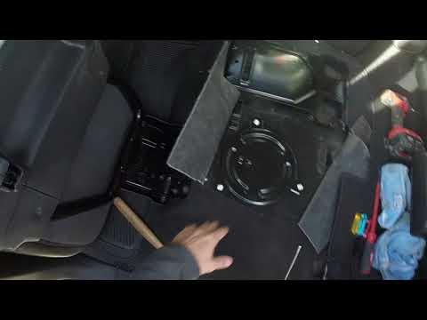 2010 Nissan Armada Fuel Pump Replacement - Part 1
