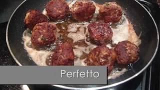 "Carla's Cucina  ""Authentic Italian Meatballs"""