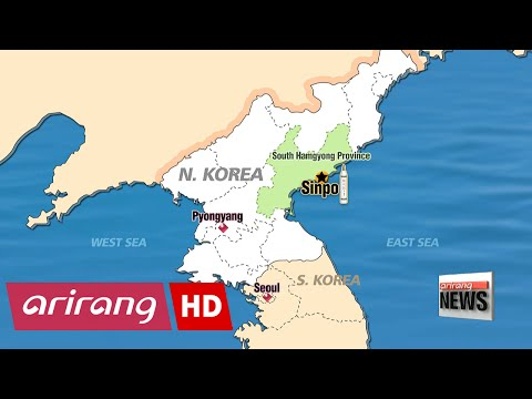 N. Korean submarine-fired missile appears to have failed: S. Korea