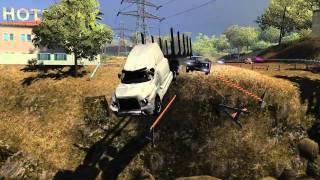 Driver San Francisco - David(s) VS Goliath