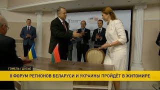 Форум регионов Беларуси и Украины – чего ждать двум странам?