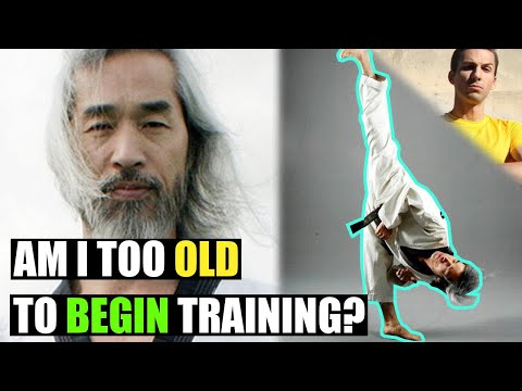 Am I too old to learn martial arts? | Podcast
