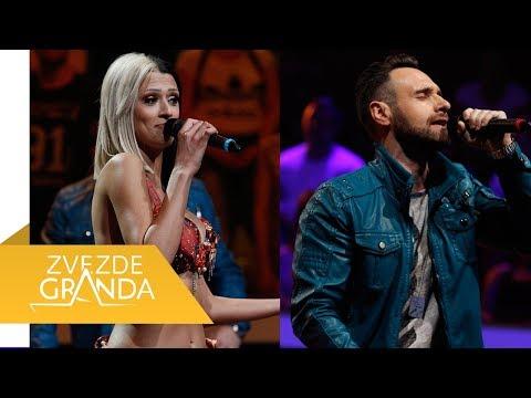 Lena Colak i Almir Delic - Splet pesama - (live) - ZG - 18/19 - 18.05.19. EM 35