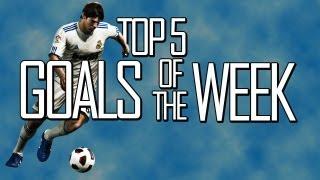 Fifa 12 'Super Fast' Top 5 Goals (Week 36)