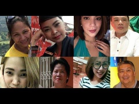 Victims of Resorts World Manila Attack - Premonition, Photos and Profiles
