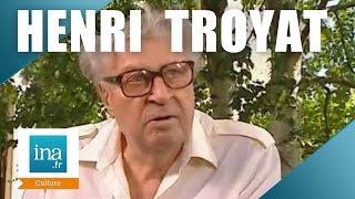 Qui était Henri Troyat ? | Archive INA