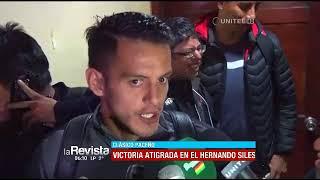 Semifinales: Bolívar 0 – 1 The Strongest