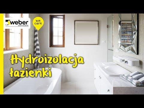 Hydroizolacja łazienki Remont I Budowa Prysznica