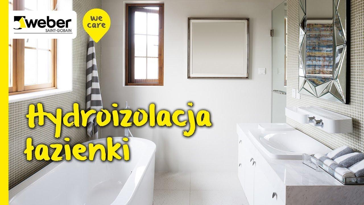 Hydroizolacja łazienki Remont I Budowa Prysznica Zabezpieczenie ścian I Podłóg Przed Wilgocią