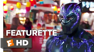 Black Panther Featurette - Wakanda Revealed (2018) | Movieclips Coming Soon