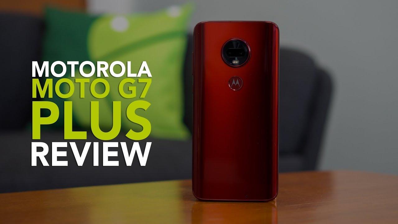 Motorola Moto G7 Plus review: betaalbaar de beste