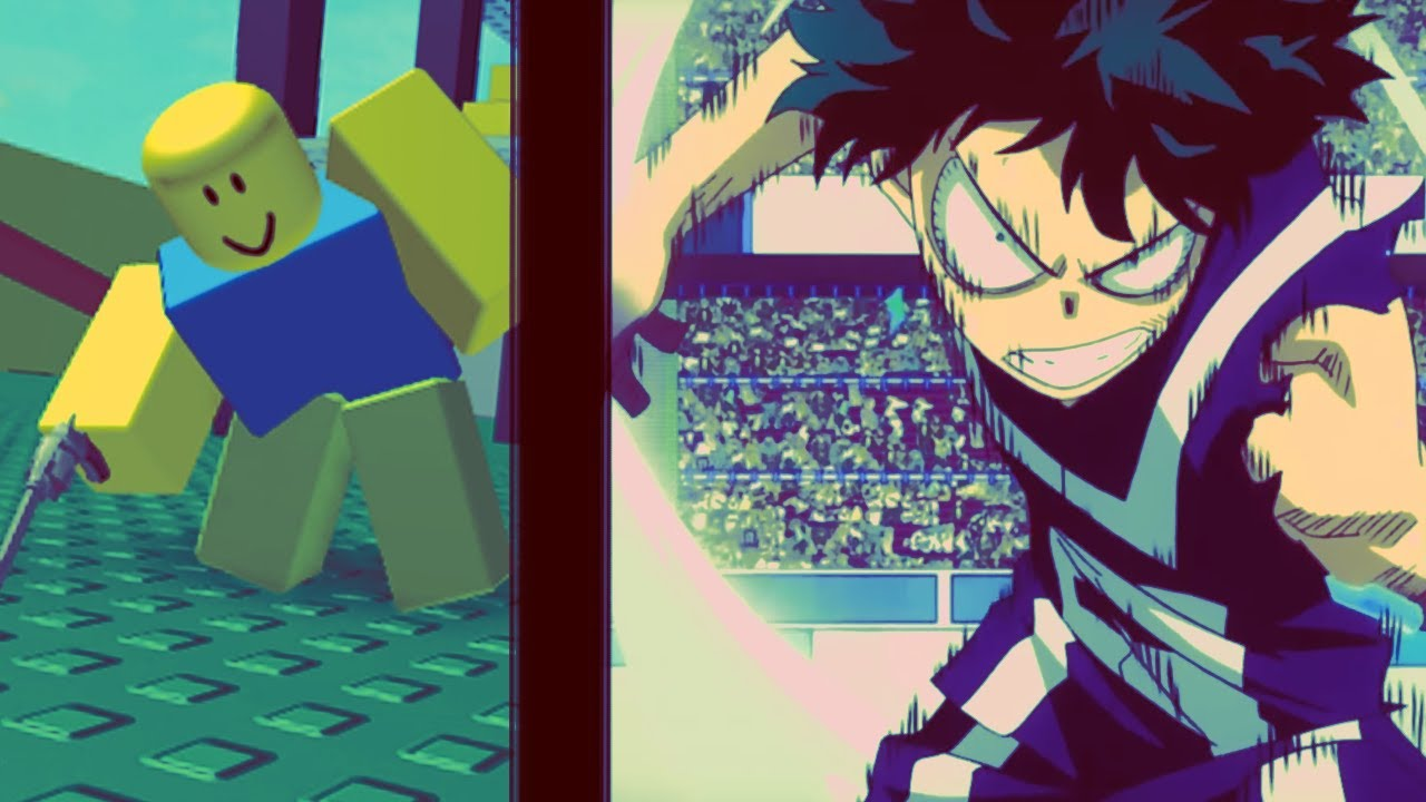Code Boku No Hero Roblox | StrucidCodes.com