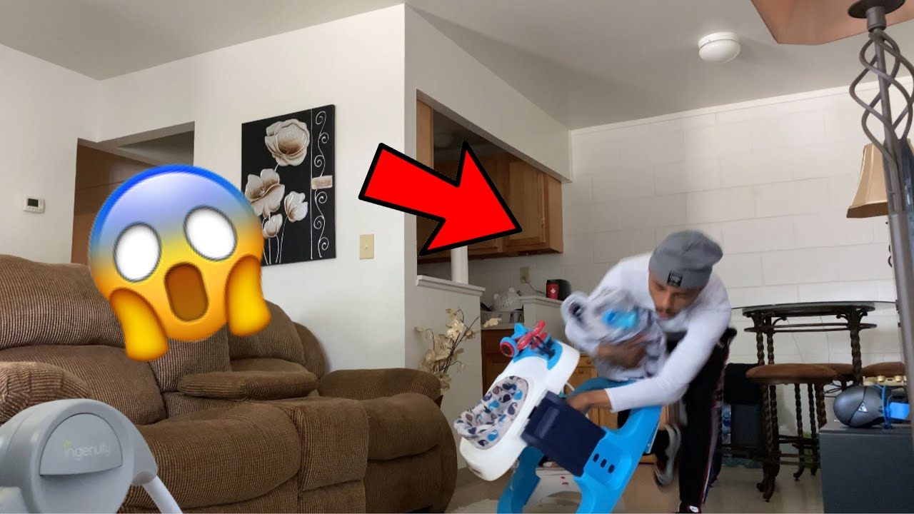 DROPPING The BABY Prank On Girlfriend!!