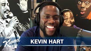 Kevin Hart on Quarantine with Pregnant Wife & Backyard Camping with Kids