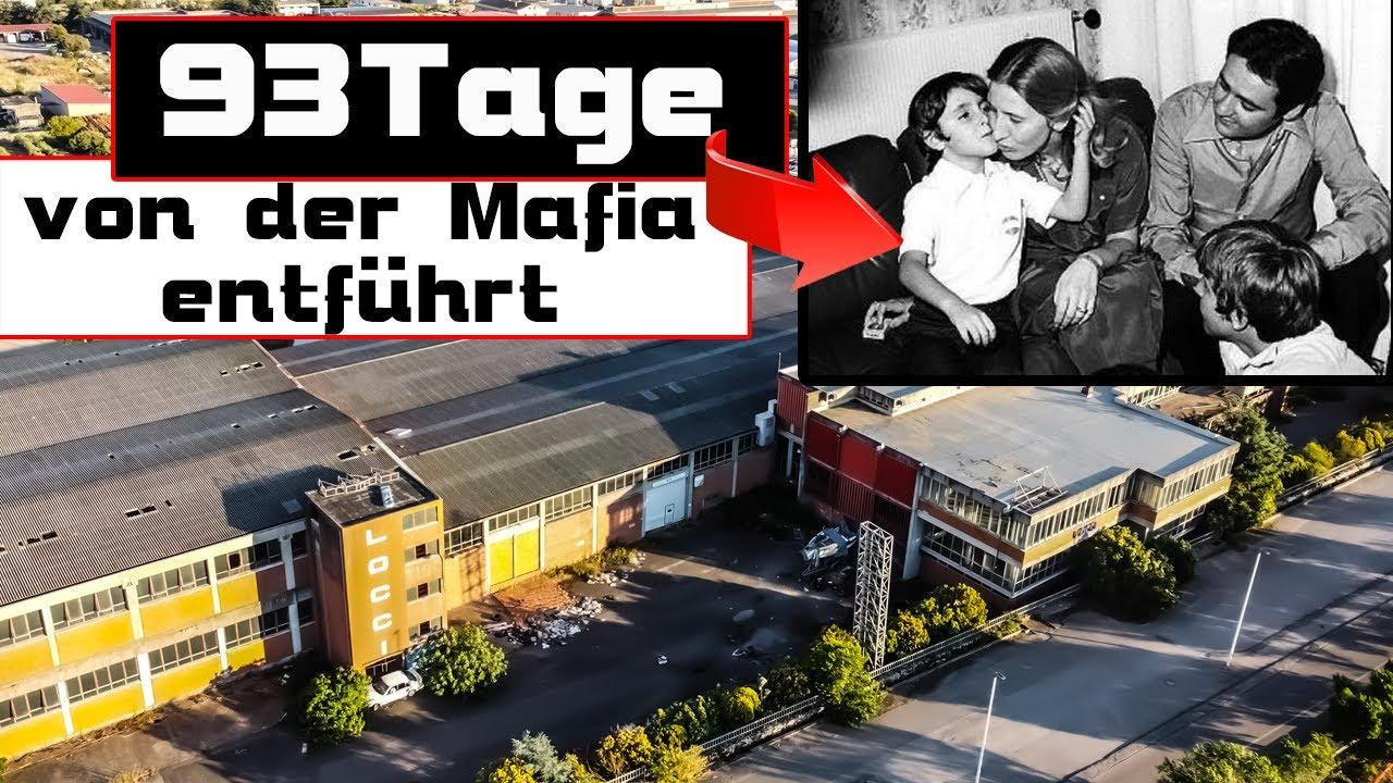 93 Tage von der Mafia entführt I Das verlassene Locci Automobilunternehmen I Lost Places Sardinien