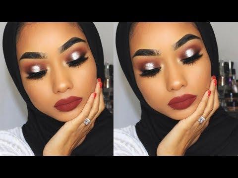 Holiday Glam Makeup | Sabina Hannan