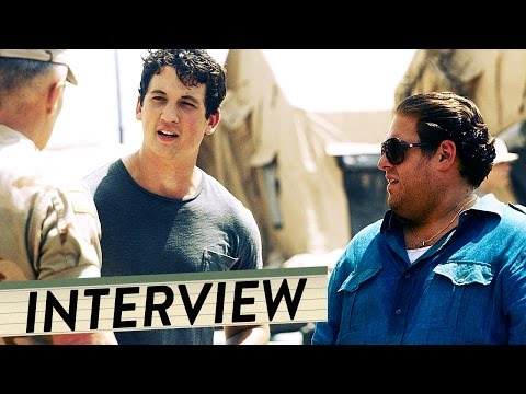 """Comic-Verfilmungen sind alle gleich"" Jonah Hill & Todd Phillips Interview + War Dogs Trailer"