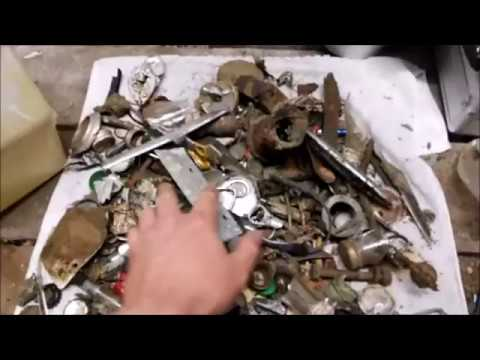 Wat To Do With Your Metal Detecting Rubbish How Make Money Off It