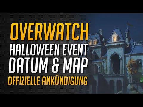 Halloween Event 2018 Datum & Château Guillard Halloween Map ★ Overwatch Deutsch thumbnail