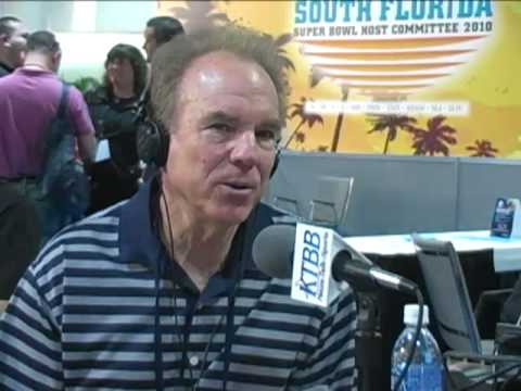 Roger Staubach looks forward to Super Bowl XLV in North Texas.