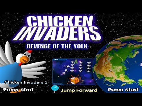 DOWNLOAD Chicken Invaders 1 OR 2-3-4-5-6-7-8-9 Game Free PC Full Version