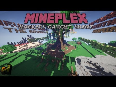 Minecraft: Hackers Caught Short - Spikey_mike23 Fly Hacking in Dominate Lobby