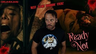 Ready or Not: Best 'Game Horror' Movie Ever? (Spoilers After Rating)