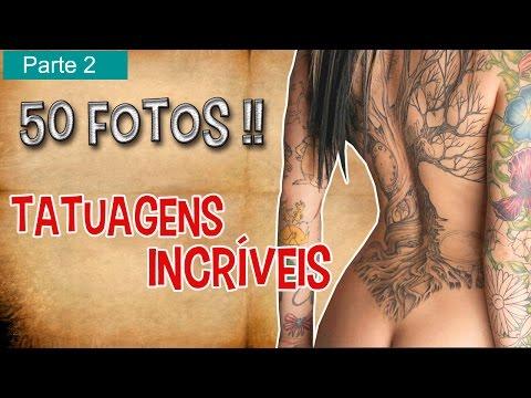 50 Fotos - Tatuagens Incríveis (Parte 2)