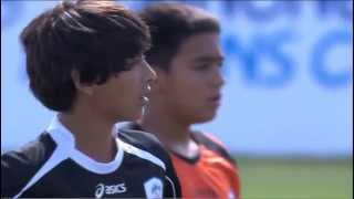 Portugal vs Indonesia - Ranking Match 9/16 - Full Match - Danone Nations Cup 2015
