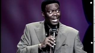 "Bernie Mac ""I Wearing The Patch"" The Kings of Comedy Tour"