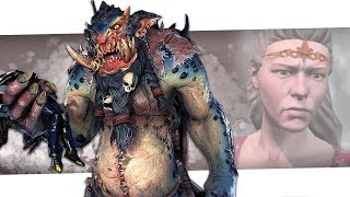 Damsels and Salt - Norsca Versus Campaign - Part #2