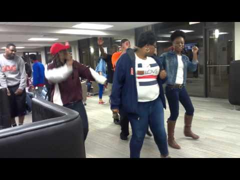 @MyCollegeLit Line Dance - Lil Boosie Swerve #AUM