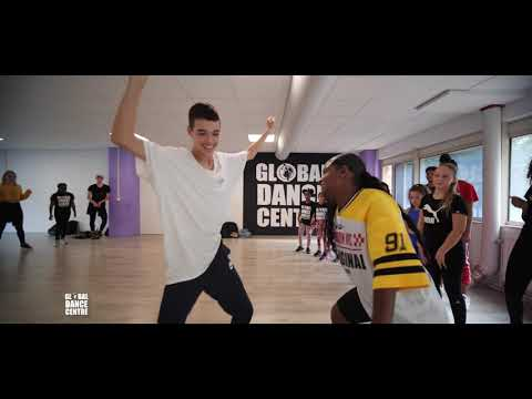 Reekado Banks - Oluwa Ni | Reis Fernando Choreography | Afro dance | Video by HRN