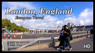 10 Things to do in London, England in the Rain!!