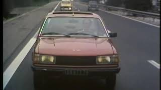 Peugeot 305 | 1970's Car Review | French Car| Drive in | 1978
