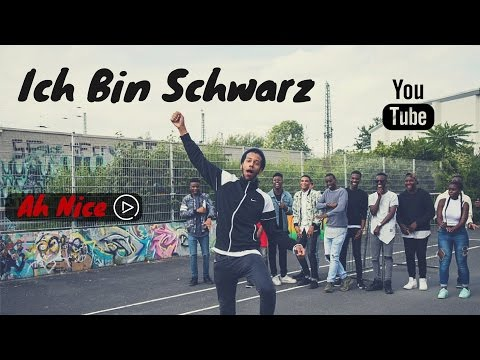 Ah Nice - Ich Bin Schwarz (Official Video)