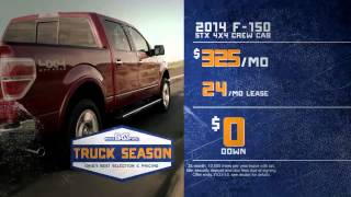 Mike Bass Ford - October F-150