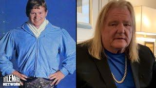 Greg Valentine - What Bob Backlund Was Like to Wrestle in WWF