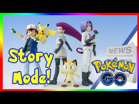 POKEMON GO UPDATE NEWS! Story Mode & Quests COMING SOON! 0.91.1 APK Data Mine
