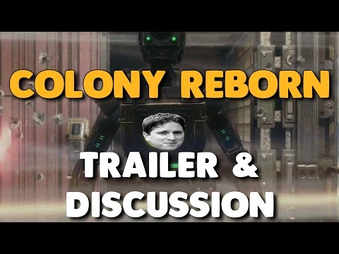 Titanfall 2 - COLONY REBORN | New DLC Trailer & Discussion
