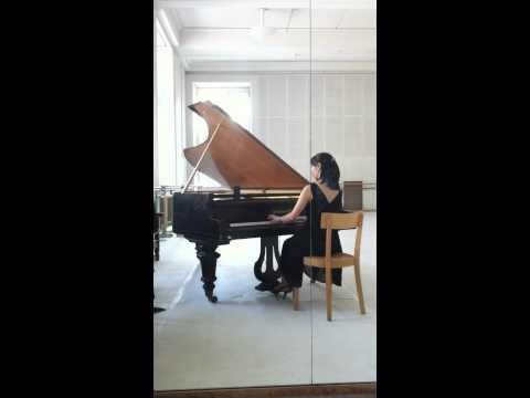 first improvisation at Vienna