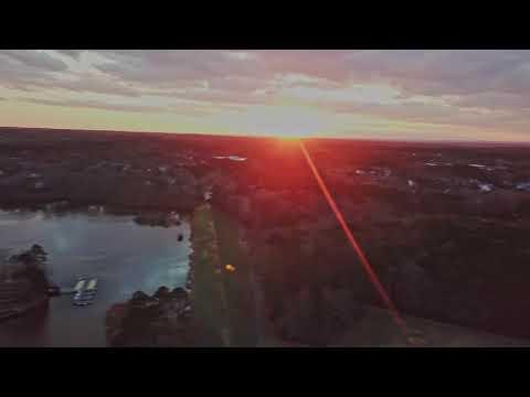 Mavic Pro Sunset Bond Park NC