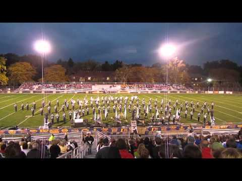 Mona Shores High School Marching Band 2012: Muse