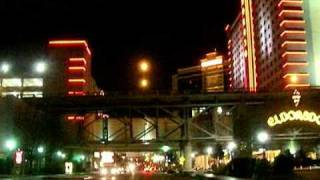Shreveport, Louisiana - Downtown Casino Section