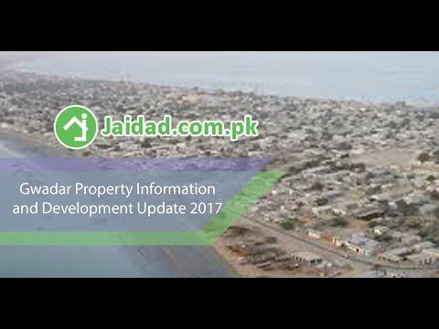 Gwadar Property Development Information, Gwadar Master Plan 2017 and  property comparison by jaidad