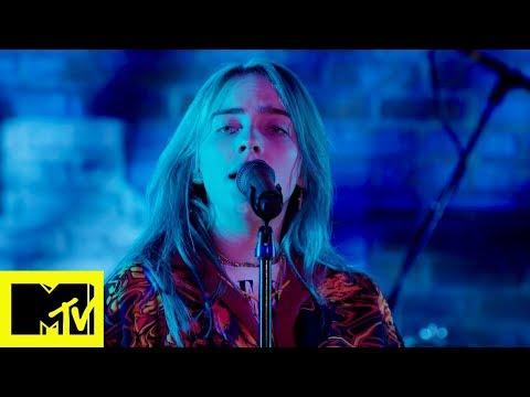 Billie Eilish: Wish You Were Gay (Live) | MTV Push
