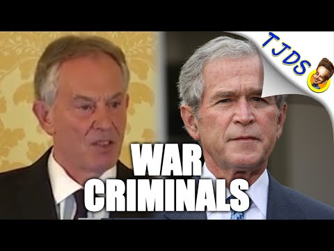 New Report Finds Tony Blair Schemed With Bush To Invade Iraq
