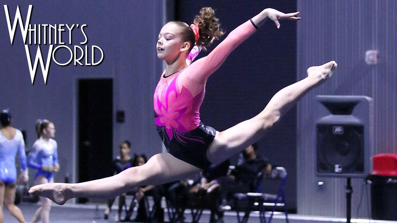 make it count gymnastics meet 2015